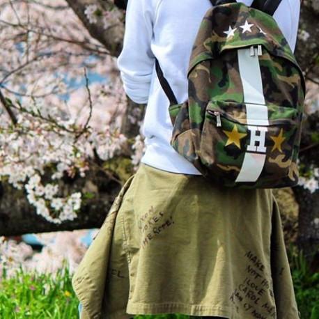 Unisex army baťoh MIA BAG