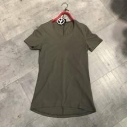Pánské khaki tričko