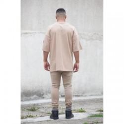 Trendy tričko Sixth June - béžové