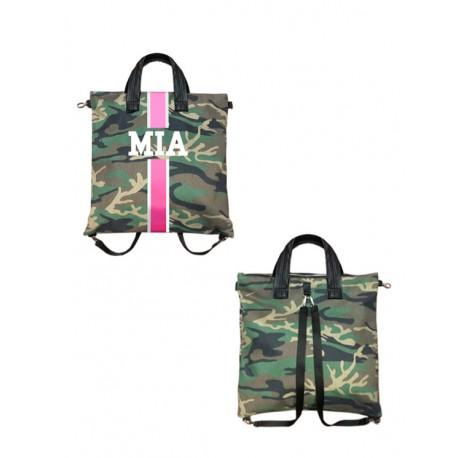 Taška ve tvaru baťohu - Mia Bag