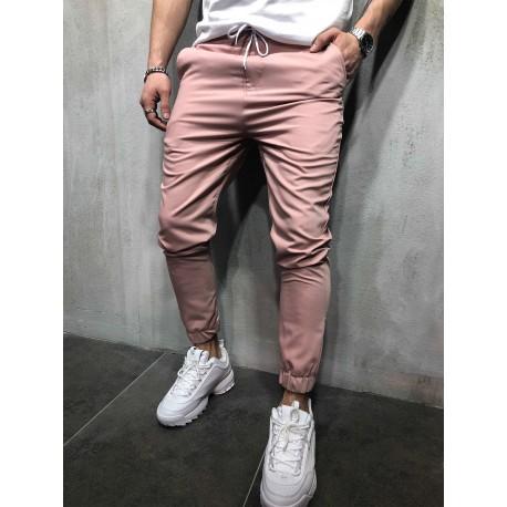 Pánské stylové nohavice - různé barvy