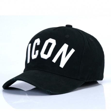 Kšiltovka ICON - černá